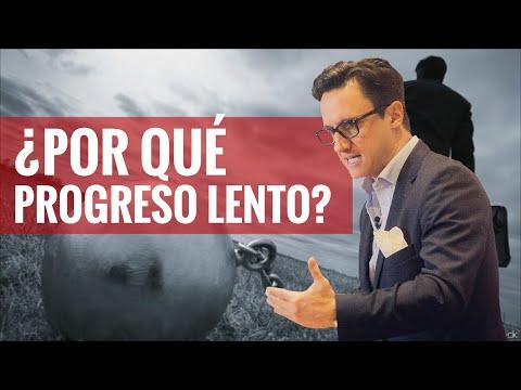 Por qué la gente progresa lentamente / Juan Diego Gómez