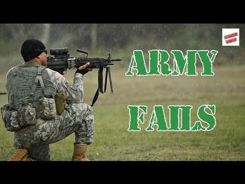 Army Fails Compilation