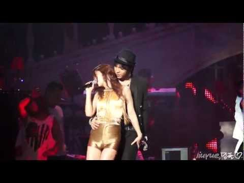 130216 Baek Ji Young  Concert With Lee Seung Gi- Candy video