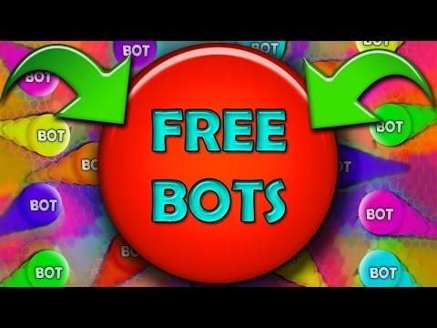How to Hack bot Free | Agar.io | [Thai]