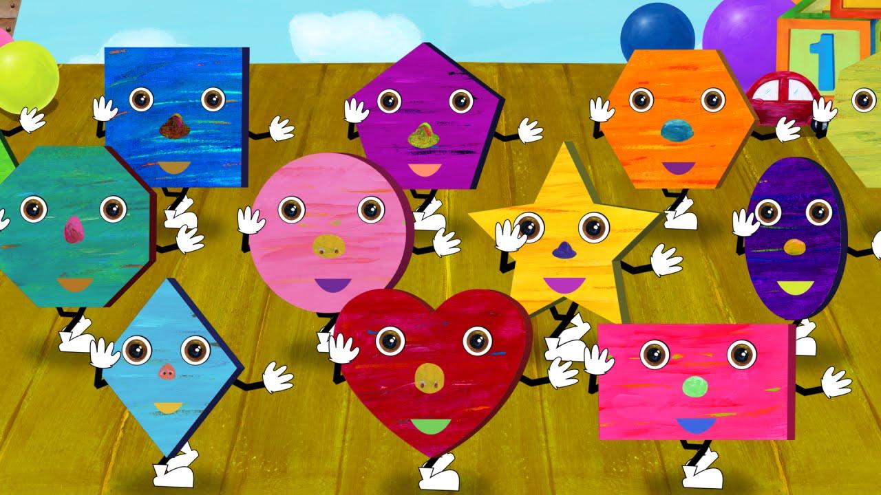 Watch on Shapes Activities Preschoolers