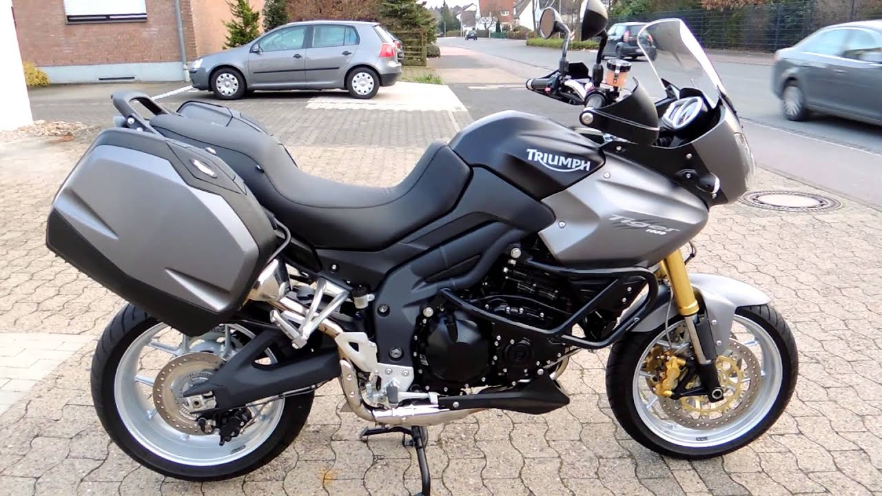 Triumph Tiger 1050 ABS modell 2011