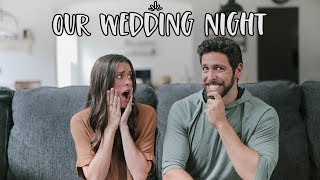 Was Our Wedding Night Awkward As Virgins?