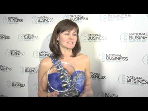 Carole Woodhead, CEO, Hermes UK - The Growth Business of the Year Award 2013