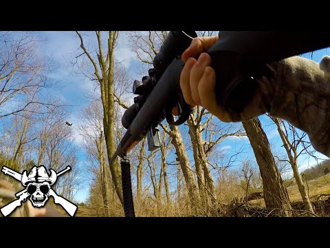 Outlaw Outdoors - Squirrel Slayin'!