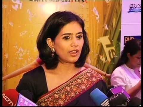 Tabbu & Madhuri dikshit at premier of film English vinglish