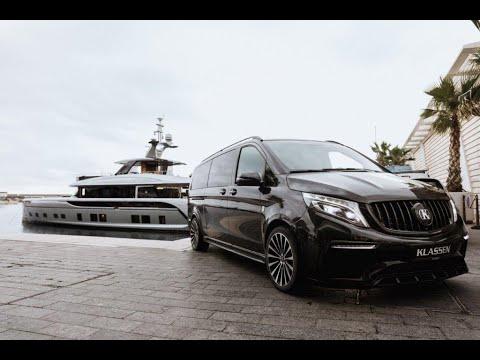 KLASSEN Car Design Technology ®   Volkswagen T5 VIP Limousin Business luxus Van