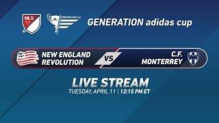 Нью-Ингленд до 17 : Монтеррей до 17