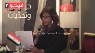 بالفيديو..اللبنانية ندى عنيد: كتابة سيرة سمير جعجع كانت حلمًا وتحديًا كبيرًا