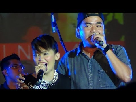 Kz Tandingan & Gloc 9 - Sirena (eastwood City Live!) video