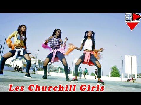 LES CHURCHILL GIRLS - Je te laisserai Jamais [clip officiel]