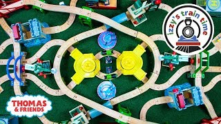 Thomas and Friends | MIRROR DOUBLES THOMAS TRAIN TRACK | Fun Toy Trains for Kids with Brio