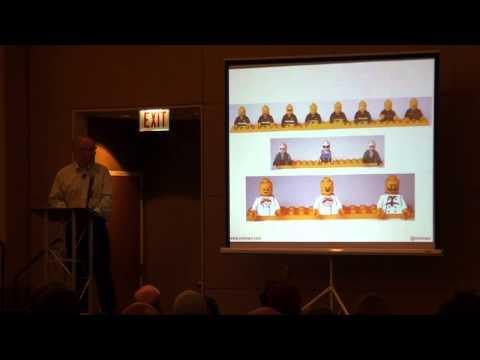 Brick by Brick author David Robertson - Brickworld Chicago 2014