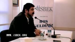 İsbek Konferansları - M. Fatih .ÇITLAK - 04.01.2012