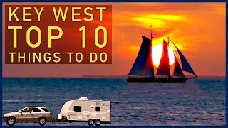 Top 10 Things to do in KEY WEST