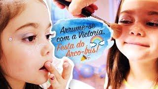 ARRUME-SE COM A VICTORIA, FESTA DO ARCO-ÍRIS!