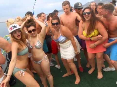 Myrtle Beach Yaht Club Sluts