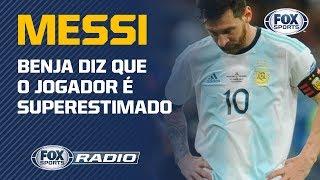 SUPERESTIMADO? Benja diz que jogador de gigante europeu não seria titular no Corinthians