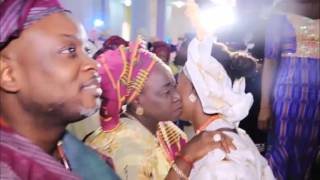 Ovation Platinum Wedding between Oluwatosin Jedi Ayoola and Olajumoke Owa