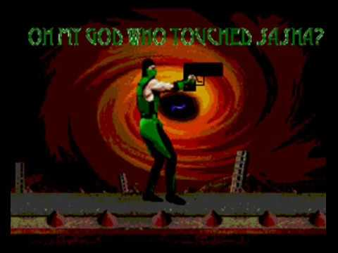 Mortal Kombat Project Bloopers 5