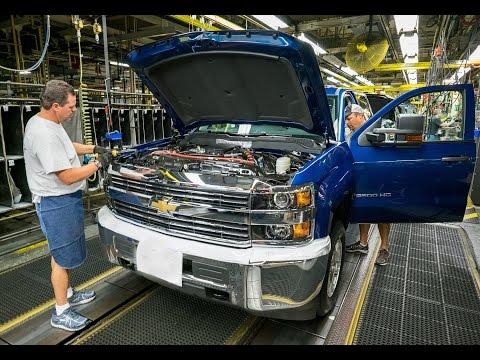 General Motors Flint Assembly Plant (Chevrolet Silverado, GMC Sierra)
