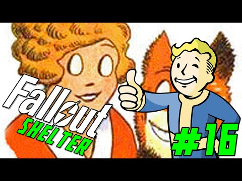 FALLOUT SHELTER Gameplay Part 16 -