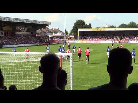 Birmingham Fans At Kidderminster | Davo's Diary video