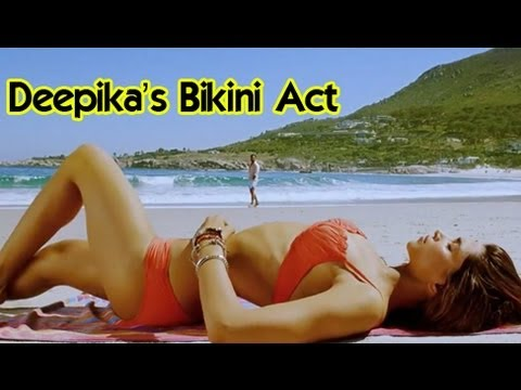 I Tried Very Hard For 'bikini Shot' In Cocktail - Deepika Padukone video