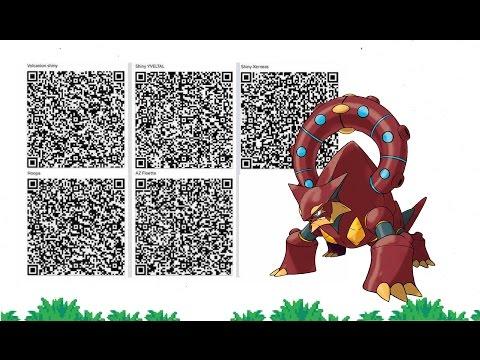 qr Codes Pokemon Pokemon Oras qr Code Hack/