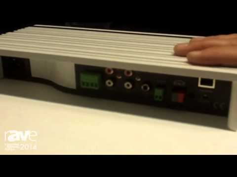 ISE 2014: basalte Explains the asano P4 Networked Multiroom Audio System