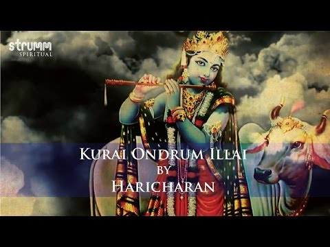 Kurai Ondrum Illai By Haricharan video
