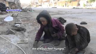 Stories from Syria : The innocent Victims