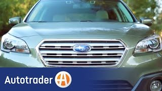 2015 Subaru Outback | 5 Reasons to Buy | Autotrader
