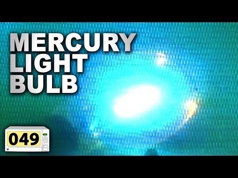 Is It A Good Idea To Microwave A Giant Mercury Light Bulb?