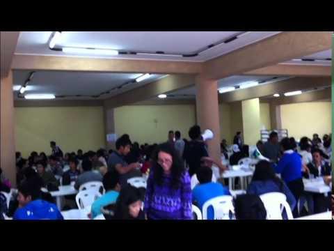 Flashmob UNAC (Detras De Camaras)