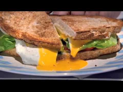 Spanglish sandwich - YouTube