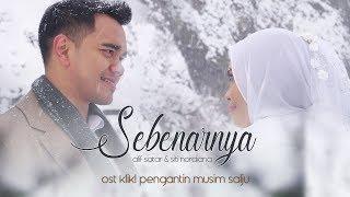 Download Lagu Sebenarnya (OST Klik! Pengantin Musim Salju) - Alif Satar & Siti Nordiana Gratis STAFABAND
