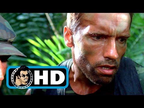 PREDATOR Movie Clip - Hawkins Death Scene (1987) Sci-Fi Action Movie |1080p HD|