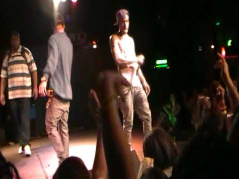 New Boyz live in Nashville, TN