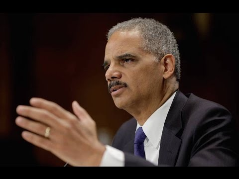 Eric Holder Looked The Other Way On Narco-Laundering HSBC Bank