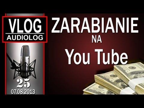 Zarabianie Na You Tube Okiem Początkującego..