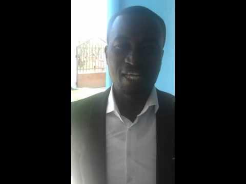 Francis Kobina Whajah, is a business journalist from Radio Maxx in Takoradi.