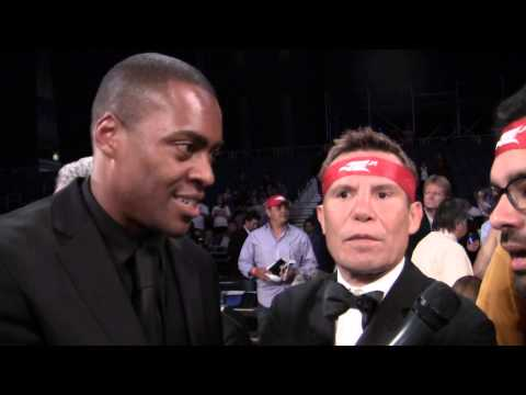 EXCLUSIVE: JULIO CESAR CHAVEZ SR after Julio Cesar Chavez Jr REMATCH VICTORY