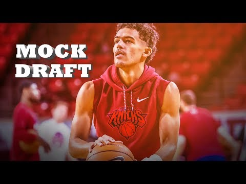 2018 NBA DRAFT TOP 10 PICKS REVEALED! (mock draft)