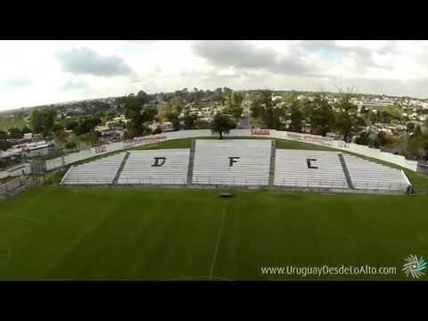 Jardines del Hipódromo, estadio del Danubio Fútbol Club