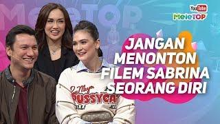 Download Lagu Jangan menonton Filem Sabrina berseorangan kerana...   Luna Maya , Sara Wijayanto..   MeleTOP Gratis STAFABAND