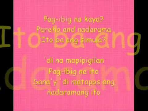 Rachelle Ann Go - Pag-Ibig Na Kaya