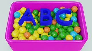 Alphabets for Kids, ABCD for Kids, Kids learning video