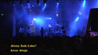 Jimmy Sale Calor! EN VIVO