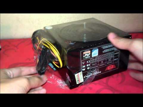 Power monster 550w power supply